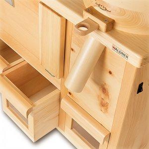 Bild 2 zu Artikel Getreidemühle Osttiroler COMBI mit angebauter Siebmaschine