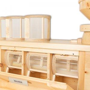 Bild 8 zu Artikel Getreidemühle Osttiroler COMBI mit angebauter Siebmaschine